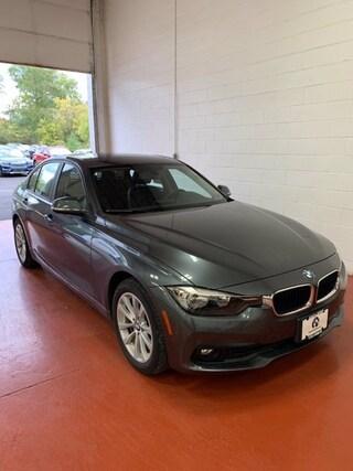 2017 BMW 3 Series 320i xDrive Sedan in [Company City]