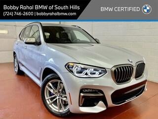 2020 BMW X3 M40i Sports Activity Vehicle in [Company City]