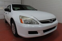 2007 Honda Accord VP I4 MT VP