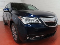 2014 Acura MDX 3.5L Technology Package SH-AWD  Tech Pkg