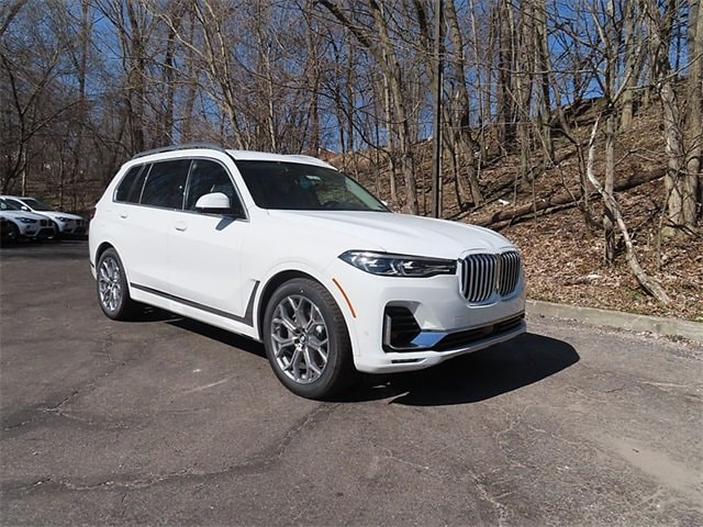 2019 BMW X7 xDrive50i Sports Activity Vehicle
