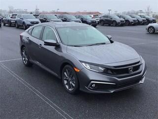 2020 Honda Civic EX Sedan