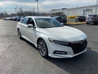 2020 Honda Accord Hybrid Touring Sedan
