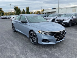 2021 Honda Accord Sport Special Edition Sedan