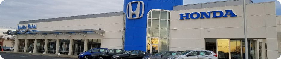 New Honda Showroom