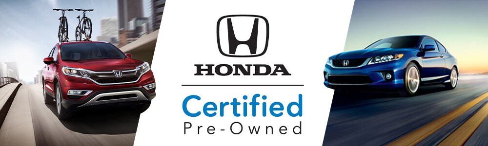 Certified Used Honda Vehicles in State College at Bobby Rahal Honda of State College