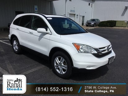 Honda State College >> Used 2011 Honda Cr V For Sale State College Pa Sp1455