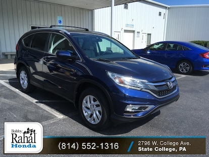 Honda State College >> Certified 2015 Honda Cr V For Sale State College Pa Sp1474a