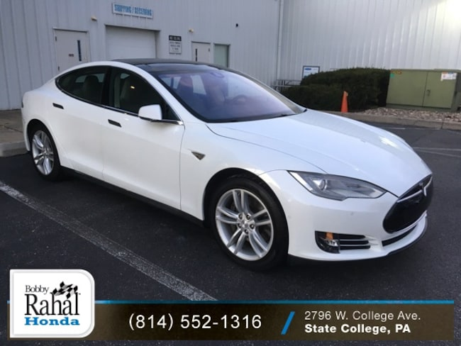 2014 Tesla Model S Performance Sedan
