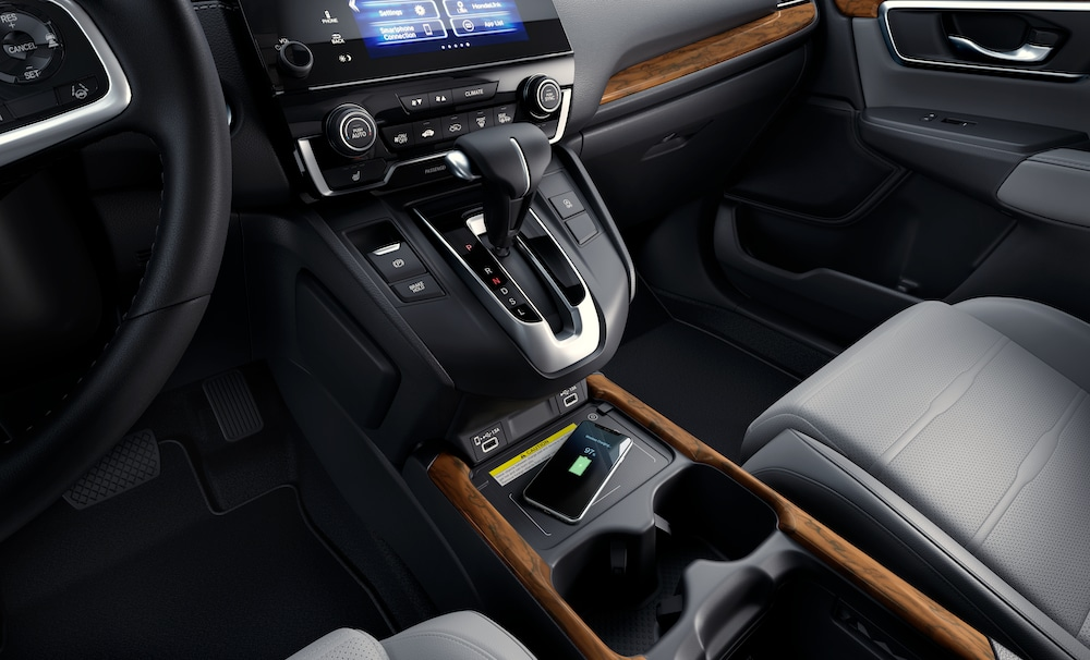 2020 Honda CR-V and CR-V Hybrid features at Bobby Rahal Honda of State College | The Interior of the 2020 Honda CR-V