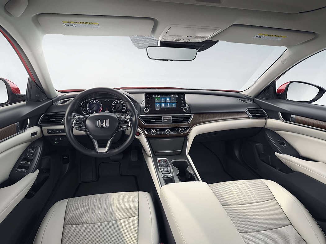 2018 Honda Accord LX Interior