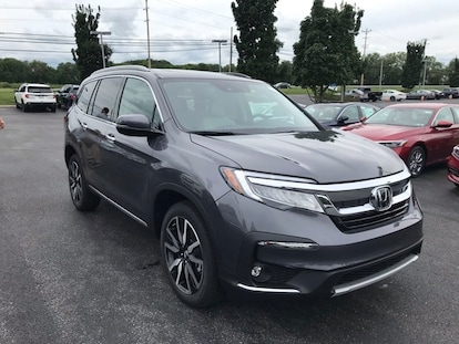 Honda State College >> New 2020 Honda Pilot For Sale In State College Pa S3822