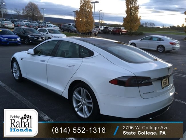 used 2014 tesla model s for sale state college pa s3149a bobby rahal honda of state college. Black Bedroom Furniture Sets. Home Design Ideas