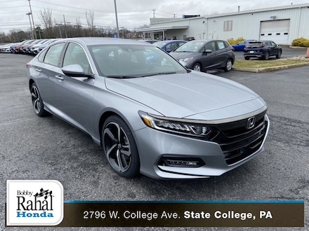 2020 Honda Accord Sport 1.5T Sedan