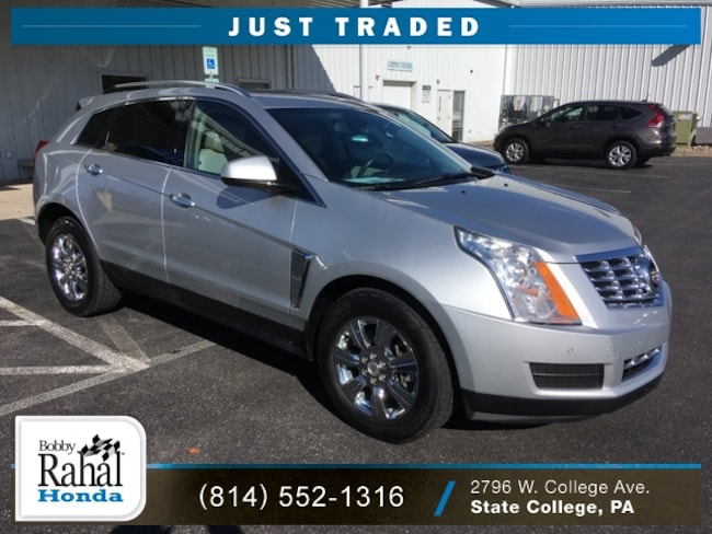 Used 2015 Cadillac Srx For Sale State College Pa S3113a Bobby