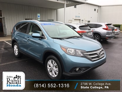 Honda State College >> Certified 2014 Honda Cr V For Sale State College Pa S3812a