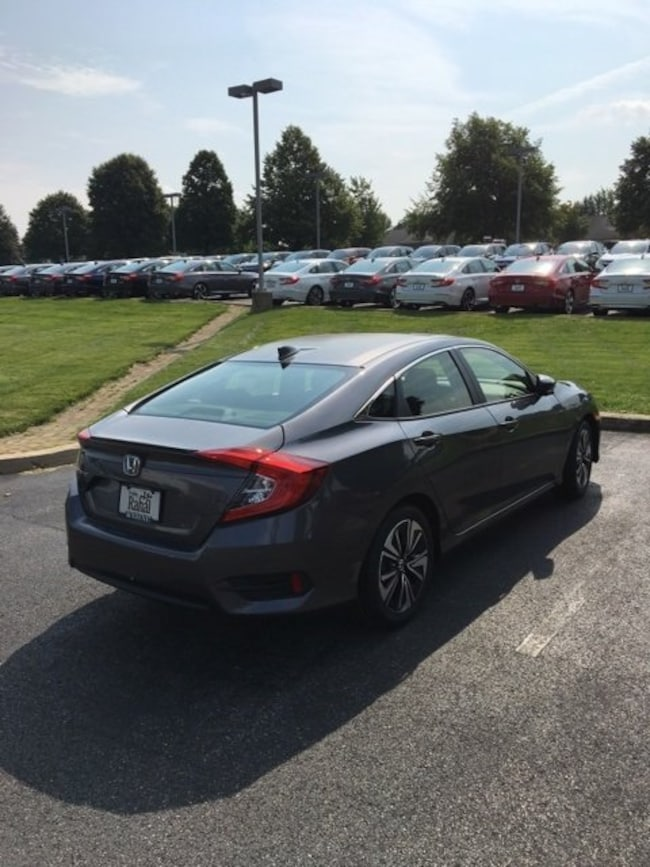 new 2018 honda civic for sale state college pa s2948. Black Bedroom Furniture Sets. Home Design Ideas