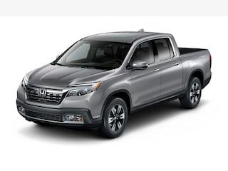 2019 Honda Ridgeline RTL-E AWD Truck Crew Cab