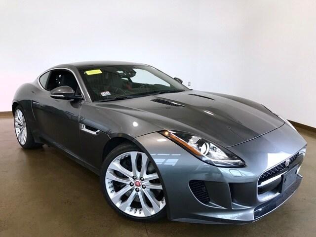 Jaguar F Type S >> Used 2016 Jaguar F Type For Sale At Bobby Rahal Jaguar Vin