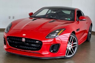 2020 Jaguar F-TYPE Checkered Flag Coupe