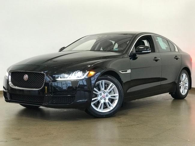 2018 Jaguar XE 20d Premium Sedan