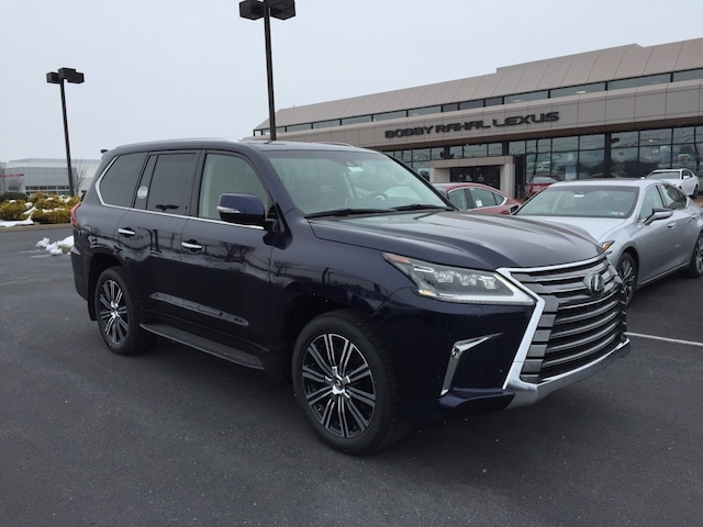New 2019 Lexus Lx 570 Three Row For Sale At Bobby Rahal Lexus Vin