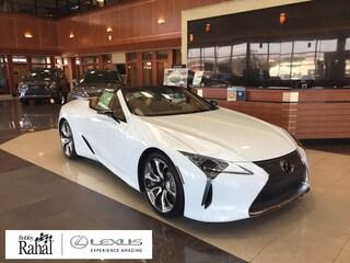 2021 LEXUS LC 500 Convertible Convertible