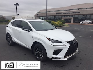 2021 LEXUS NX 300h F Sport Black Line Special Edition 300h SUV