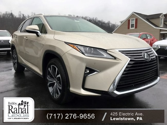 Lexus 350 Suv >> New 2019 Lexus Rx 350 For Sale At Bobby Rahal Lexus Of Lewistown