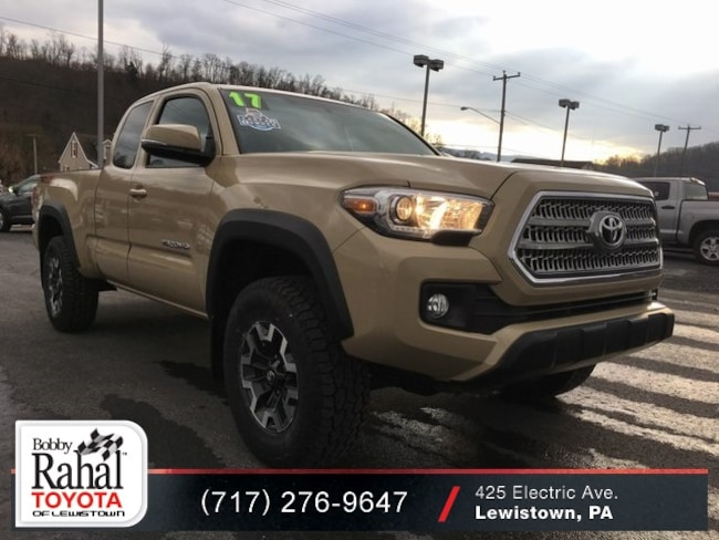 2017 Toyota Tacoma TRD OFF-Road Truck