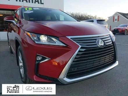 2018 LEXUS RX Premium SUV