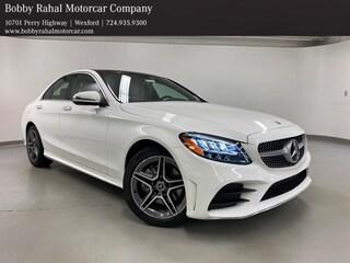 2021 Mercedes-Benz C 300 4MATIC Sedan