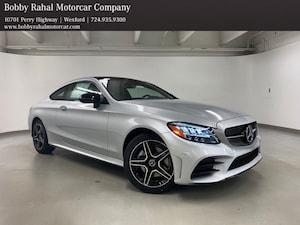 2021 Mercedes-Benz C 300 4MATIC Coupe