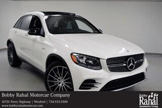2017 Mercedes-Benz GLC 43 AMG® SUV