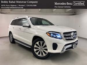 2018 Mercedes-Benz 4MATIC SUV