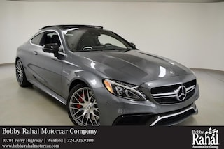 2017 Mercedes-Benz C 63 S AMG® Coupe