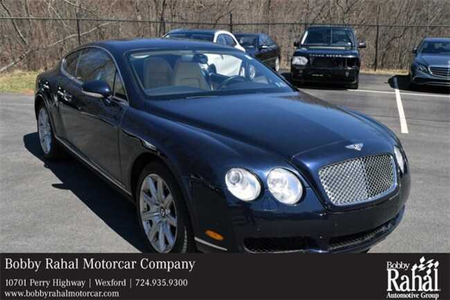 2006 Bentley Continental GT Base Coupe