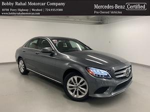 2020 Mercedes-Benz C 300 4MATIC Sedan