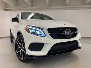 2019 Mercedes-Benz GLE 43 AMG® Coupe