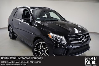 2017 Mercedes-Benz AMG GLE 43 GLE 43 AMG® SUV