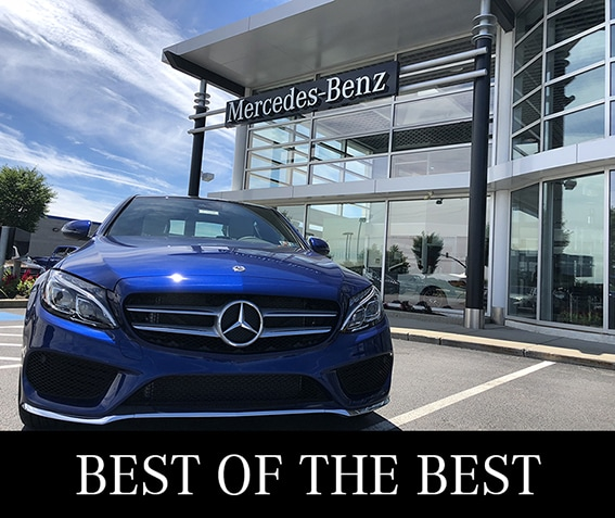 High Quality Best Of The Best | 13 Time Winner. Mercedes Benz ...