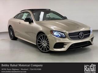 2020 Mercedes-Benz E 450 4MATIC Coupe