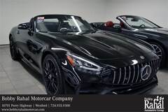2020 Mercedes-Benz AMG GT Convertible