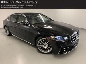 2021 Mercedes-Benz 4MATIC Sedan