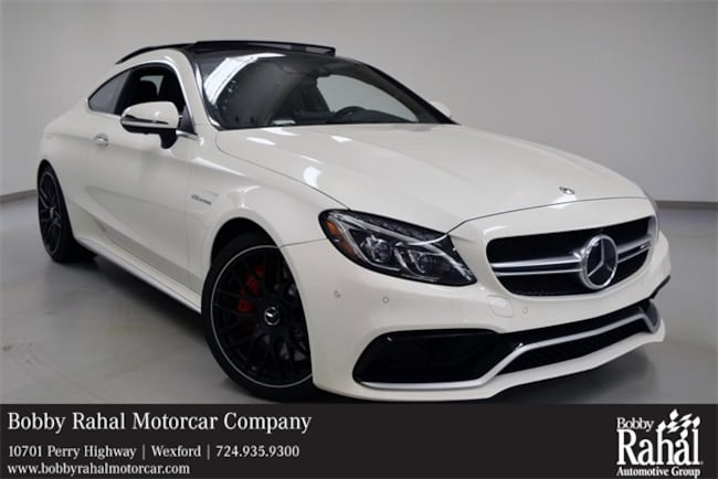 2018 Mercedes-Benz AMG C 63 C 63 S AMG® Coupe