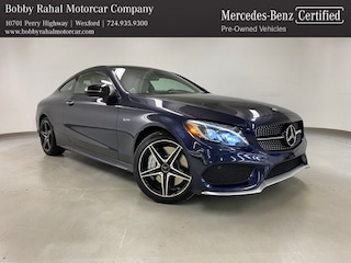 2018 Mercedes-Benz 4MATIC Coupe