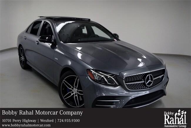 2019 Mercedes-Benz AMG E 53 E 53 AMG® Sedan