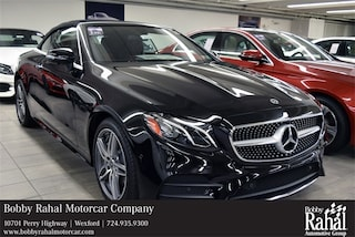 2020 Mercedes-Benz E 450 4MATIC Convertible