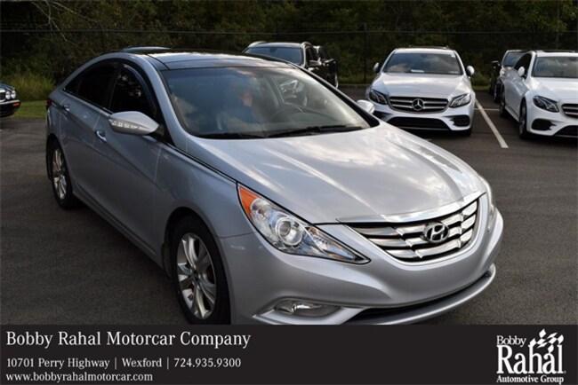 2012 Hyundai Sonata Limited Sedan