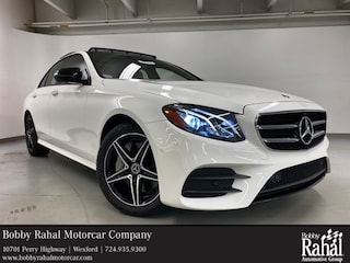 2020 Mercedes-Benz E 350 4MATIC Sedan